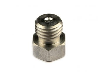 Stainless Steel 5/16-24 Hex Screw