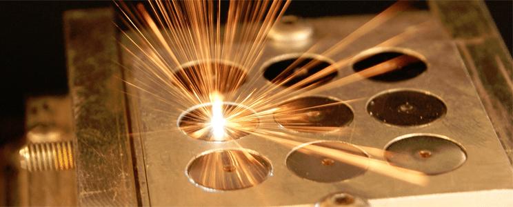 Laser Drilling Aperture - Lenox Laser
