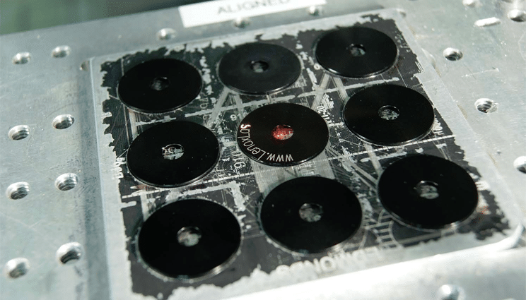 Lenox Laser Marks Their Orifices